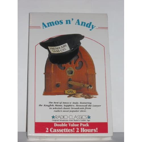 Amos N Andy On Audio Cassette