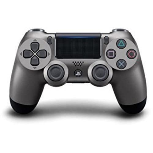 Image 0 of Dualshock 4 Wireless Controller For PlayStation 4 Steel Black PS4 Gamepad RAC426