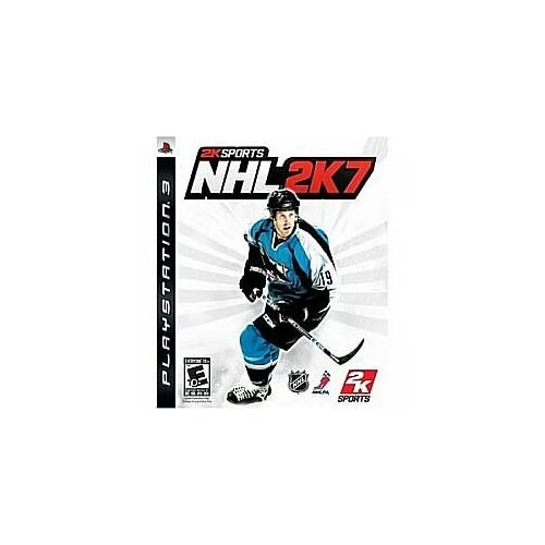 NHL 2K7 For PlayStation 3 PS3 Hockey