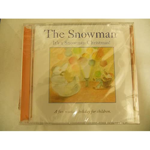 Image 0 of Baby Genius: It's A Snowman Christmas By Pierpont James Composer Traditional Chr