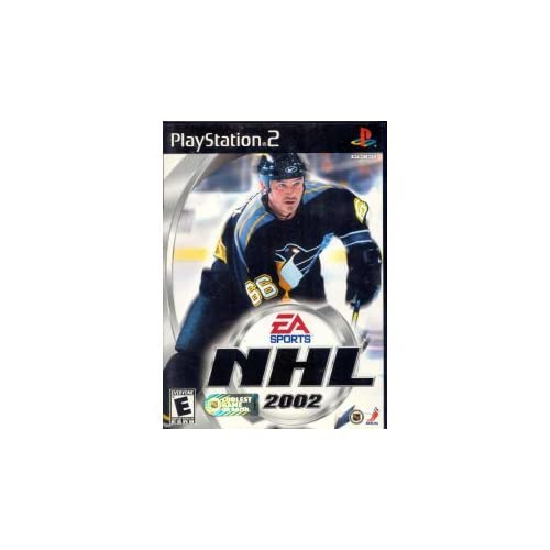 NHL 2002 PS2 For PlayStation 2 Hockey