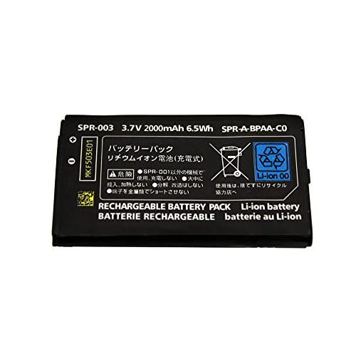 Image 0 of Replacement Battery For New Nintendo 3DS XL Models SPR-003 By Mars