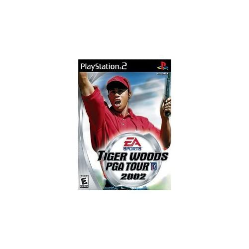 Image 0 of Tiger Woods PGA Tour 2002 For PlayStation 2 PS2 Golf