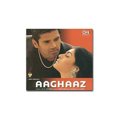 Image 0 of Aaghaaz By Anu Malik Composer On Audio CD Album