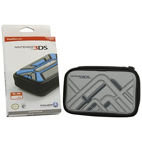 Expedition Case For 3DS Gray Game