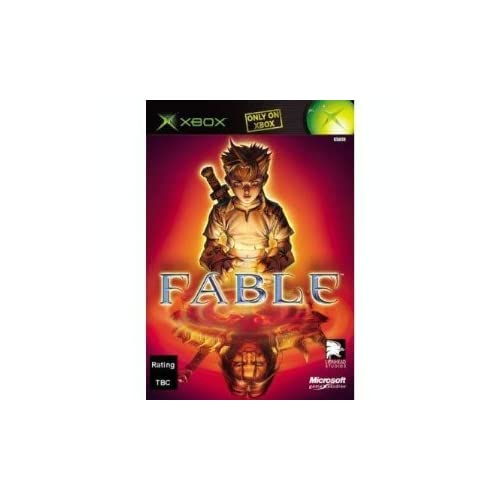 Fable For Xbox Original With Manual and Case