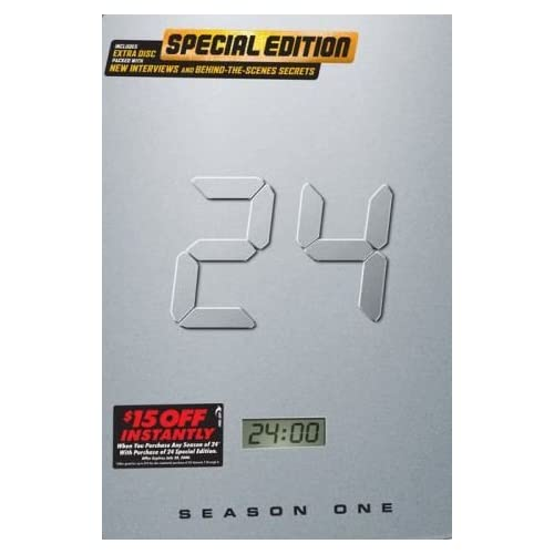 Image 0 of 24: Season One Special Edition On DVD