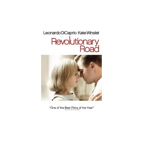 Image 0 of Revolutionary Road Widescreen Edition On DVD with leonardo dicaprio