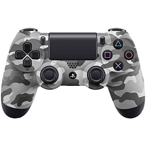 Dualshock 4 Wireless Controller For PlayStation 4 Urban Camouflage PS4 Grey Whit
