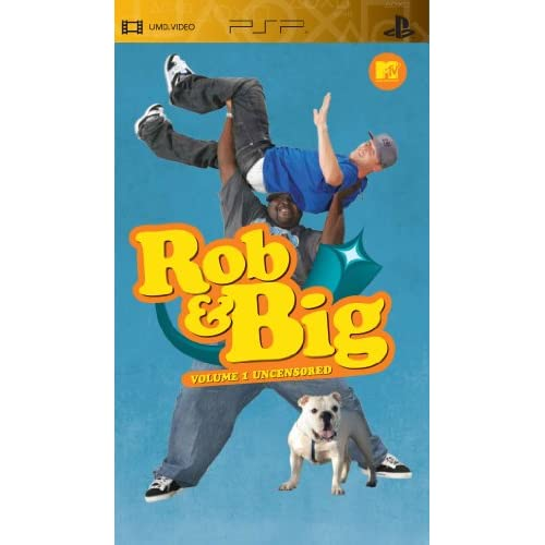 Image 0 of Rob And Big Vol 1 UMD For PSP