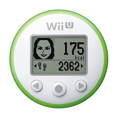 Image 0 of Wii U Fit Meter Pedometer Color Can Vary