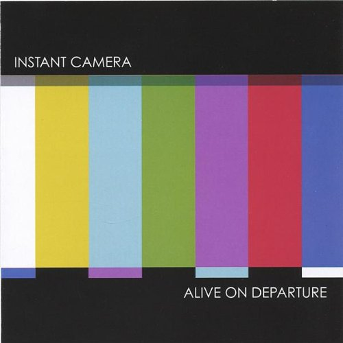 Image 0 of Alive On Departure By Instant Camera On Audio CD Album 2005