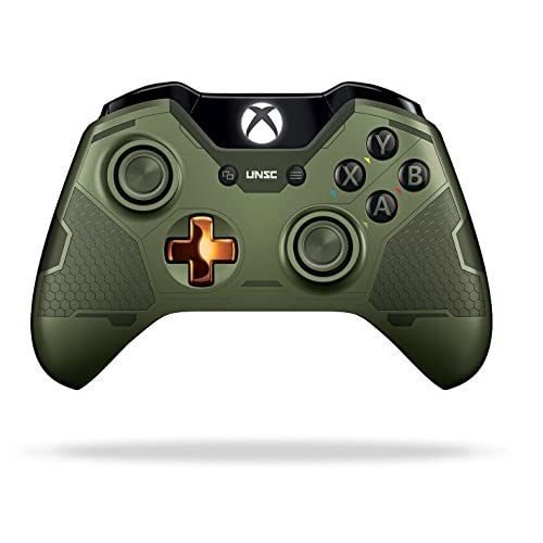 Image 0 of Limited Edition Halo 5: Guardians Master Chief Wireless Controller For Xbox One