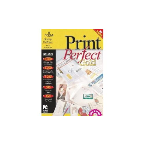 Print Perfect Gold Software