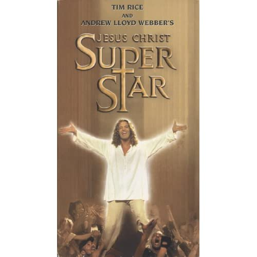 Image 0 of Jesus Christ Superstar On VHS