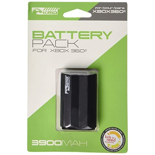 KMD Rechargeable Battery Pack Stylized For Xbox 360 KMD-360-5648