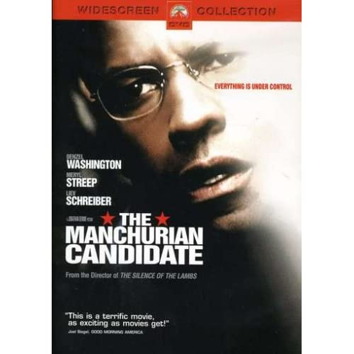 The Manchurian Candidate (1962 film) - Wikipedia