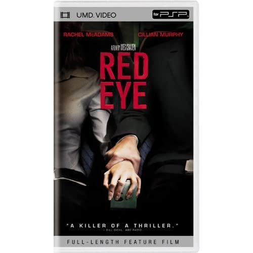 Image 0 of Red Eye UMD For PSP By Dreamworks Video