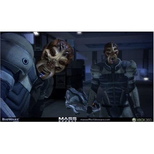 Image 3 of Mass Effect For Xbox 360 Shooter