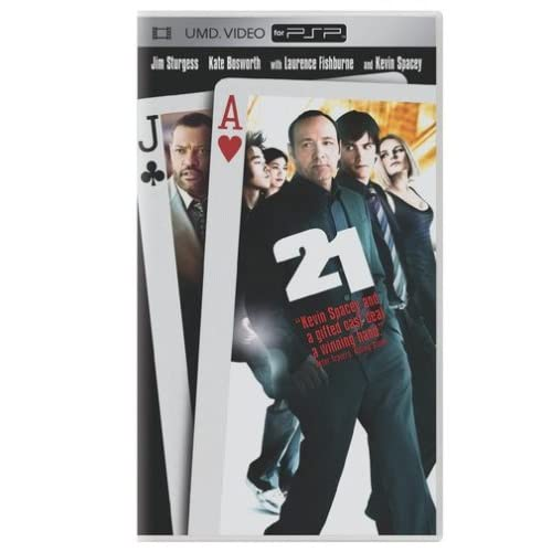 21 Movie UMD For PSP