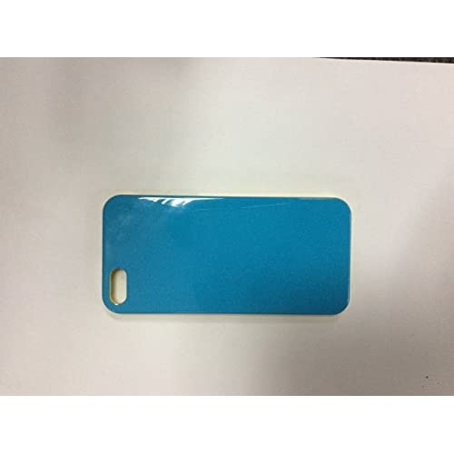 Image 1 of iConcepts Hardshell Case For iPhone 5 5S SE Blue/Yellow Cover