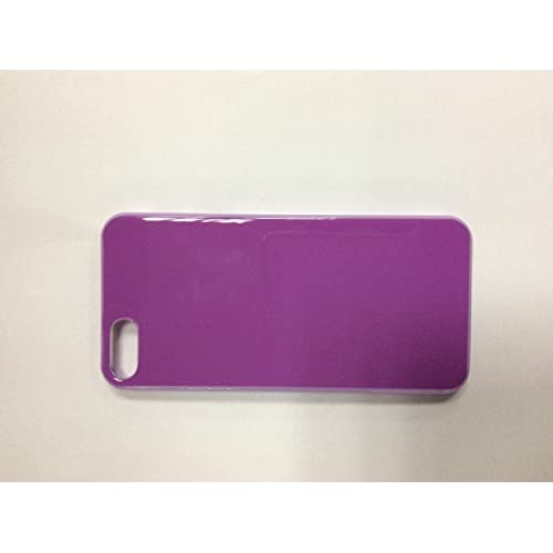 Image 0 of iConcepts Hardshell Case For iPhone 5 5S SE Purple Cover Fitted