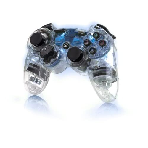 Image 0 of PDP PS3 Afterglow Wireless Controller Blue For PlayStation 3 Clear PL6322B