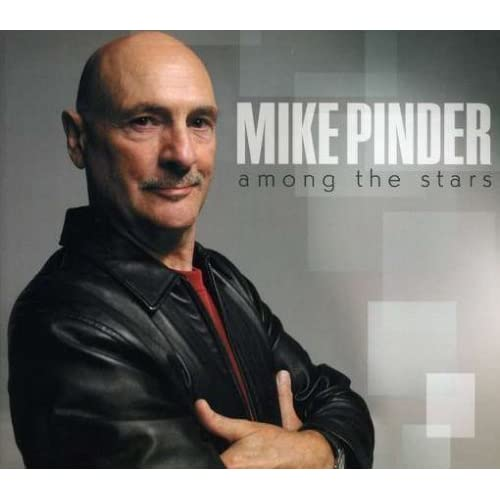 Image 0 of Among The Stars By Pinder Mike 2012 On Audio CD Album