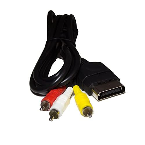 Image 2 of Composite AV Cable For Microsoft Xbox Original By Mars Devices