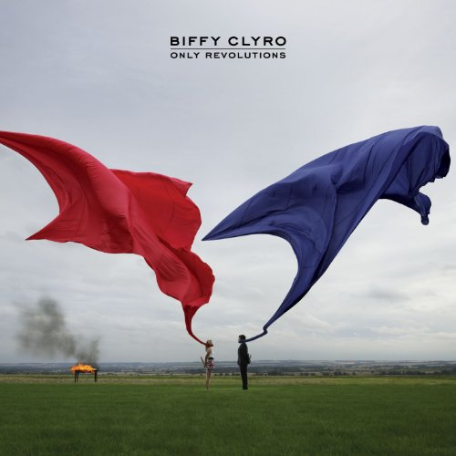 Only Revolutions By Biffy Clyro On Audio CD