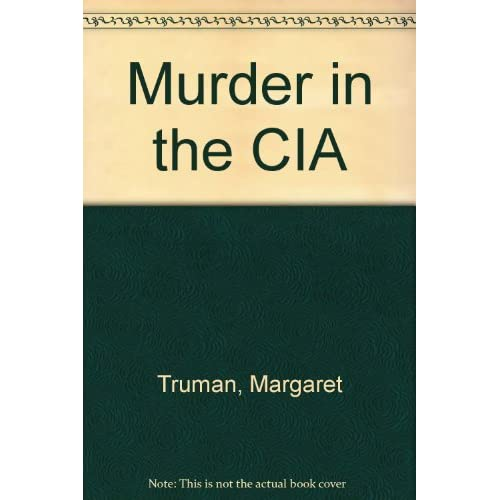 Image 0 of Murder In The Cia On Audio Cassette
