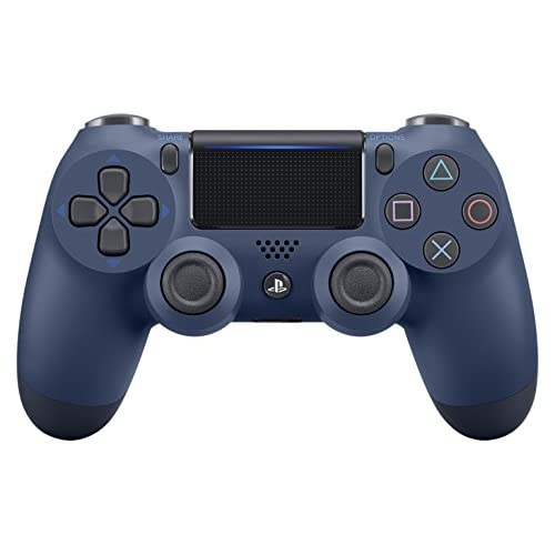 Dualshock 4 Wireless Controller For PlayStation 4 Midnight Blue Second Gen