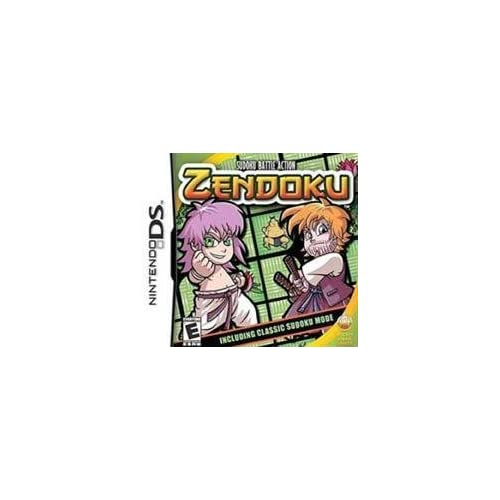 Image 0 of Zendoku For Nintendo DS DSi 3DS 2DS Puzzle
