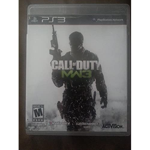 Image 0 of PS3 Call Of Duty Modern Warefare MW3 For PlayStation 3