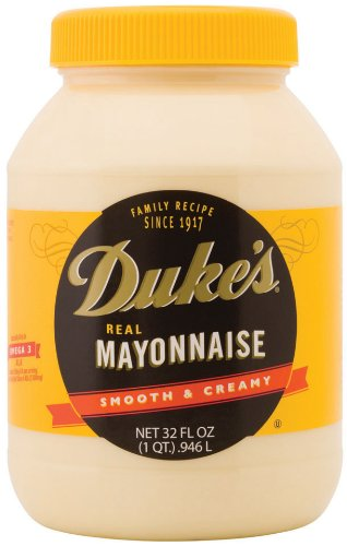 Mayonnaise made in Greenville, South Carolina