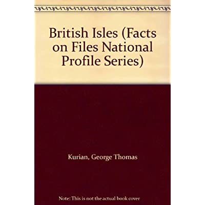 British Isles (Facts On Files National Profile Series) BOok