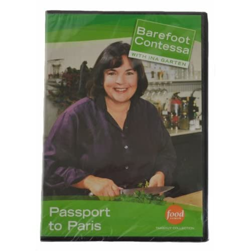 Barefoot Contessa With Ina Garten Passport To Paris On Dvd