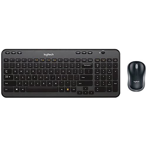 Image 0 of Logitech Wireless Combo MK360 Includes Keyboard And Wireless Mouse