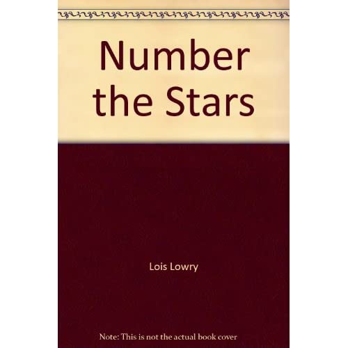 Image 0 of Number The Stars By Lois Lowry On Audio Cassette