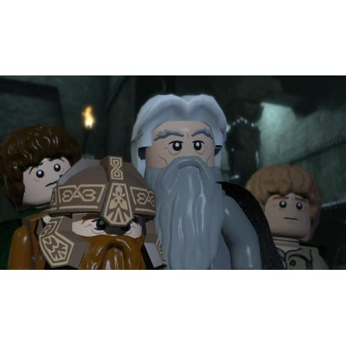 Image 2 of Lego Lord Of The Rings For PlayStation 3 PS3