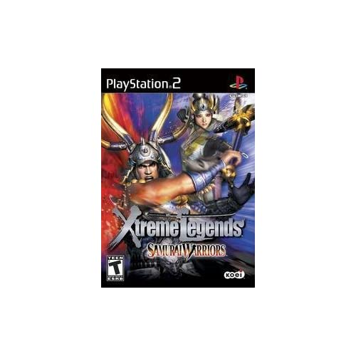 Image 0 of Samurai Warriors: Xtreme Legends For PlayStation 2 PS2