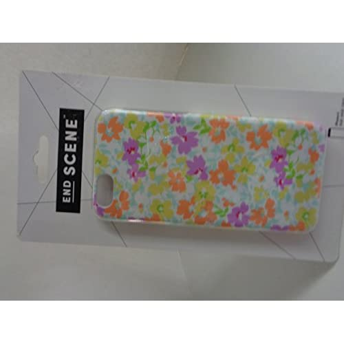 Image 0 of End Scene iPhone 6 6S Floral Pattern Case Cover Fitted