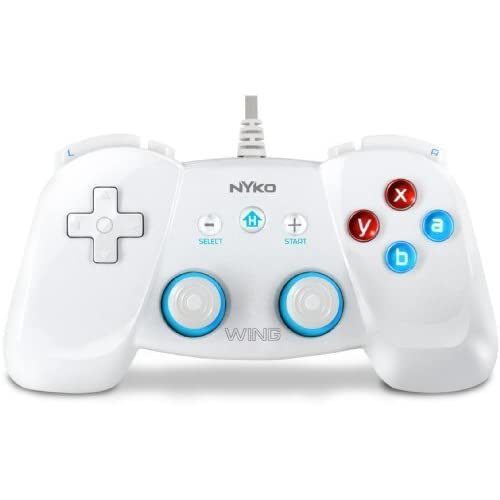 Image 0 of Wing Wired Classic Game Controller For Wii