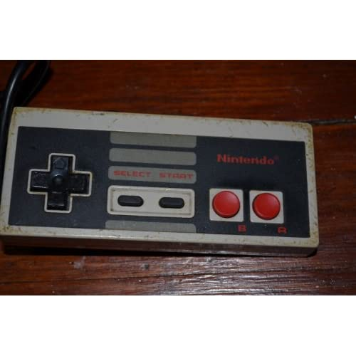 Image 0 of Nintendo NES OEM Controller 1985