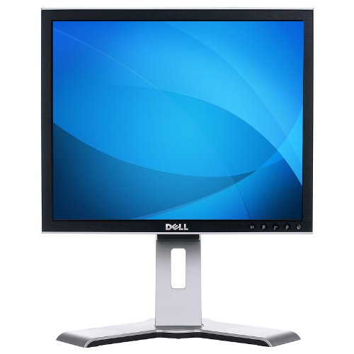 DELL1908FPF VGA And DVI 19 Inch LCD Black Including Stand Monitor