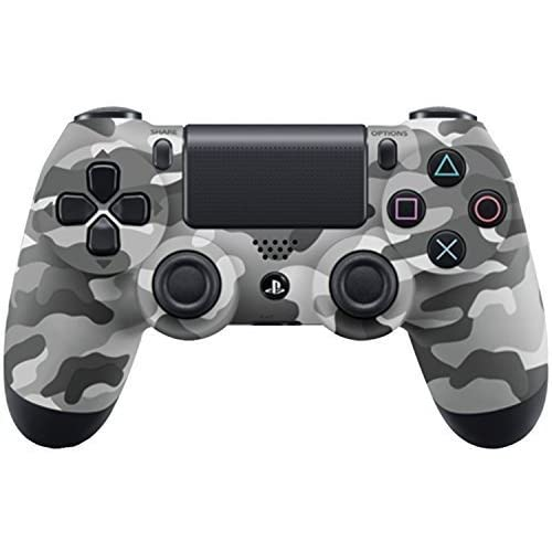 Image 0 of Dualshock 4 Wireless Controller For PlayStation 4 Urban Camouflage PS4 Gray Game