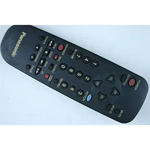 Image 0 of Panasonic EUR511000A Remote Control Infrared