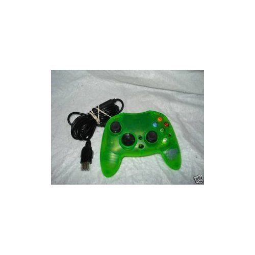 Image 0 of Pelican PL-2057 Xbox Blade C-Type Street Controller Transparent Green For Xbox O