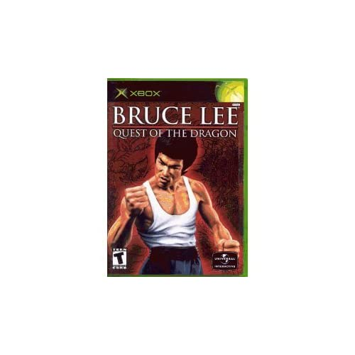 Bruce Lee: Quest Of The Dragon For Xbox Original Fighting