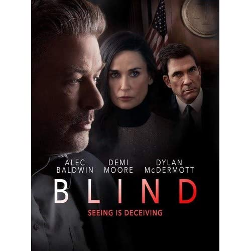 Image 0 of Blind On DVD With Alec Baldwin Drama